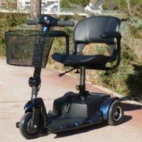 Scooter eléctrica Litium 3 ruedas - Libercar