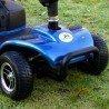Scooter eléctrico Litium 4 ruedas Libercar