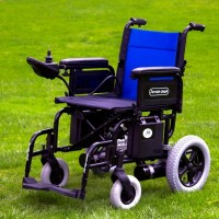 Silla de ruedas eléctrica Power Chair LITIO