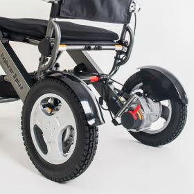 Silla de ruedas eléctrica I-Explorer 3 Plus plegable - APEX MEDICAL