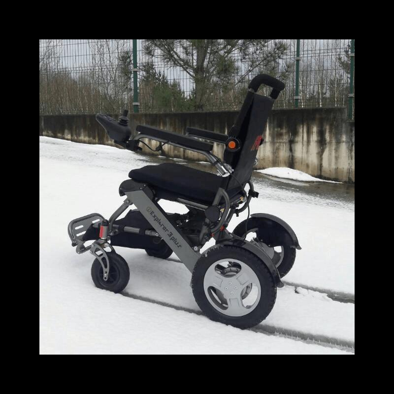 Silla eléctrica I-Explorer 3 plegable