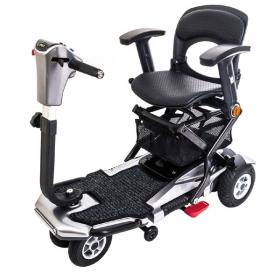 Scooter I-ELITE con plegado automático - APEX MEDICAL
