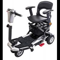 Scooter I-ELITE con plegado automático