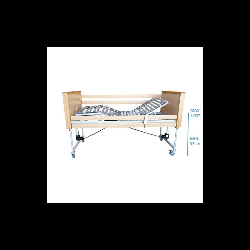 Cama eléctrica con elevación LUNA