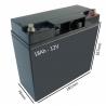 Baterías para silla eléctrica PRONTO AIR de 18Ah - 12V