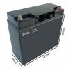 Baterías para Scooter eléctrico MINI LS de 22Ah - 12V