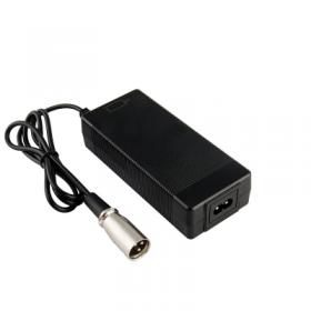 Cargador de baterías para Scooter eléctrico SMART 3 Y 4 RUEDAS de 2A - 24V - Ortoespaña