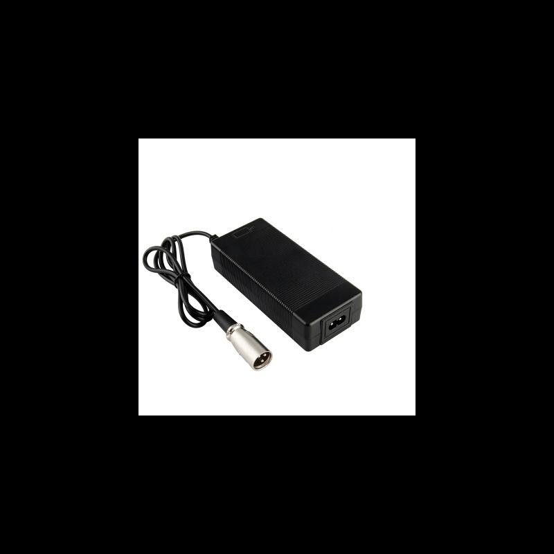 Cargador de baterías para Scooter eléctrico KITE 3 y 4 ruedas de 2A - 24V