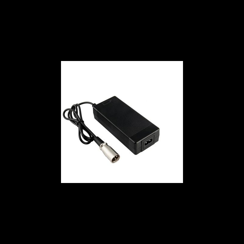 Cargador de baterías para Scooter eléctrico KITE 3 y 4 ruedas de 2A - 24V - Ortoespaña