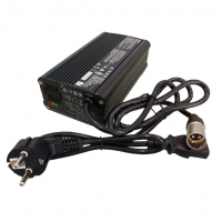 Cargador de baterías para Scooter eléctrico LEO 3 y 4 RUEDAS de 6A - 24V