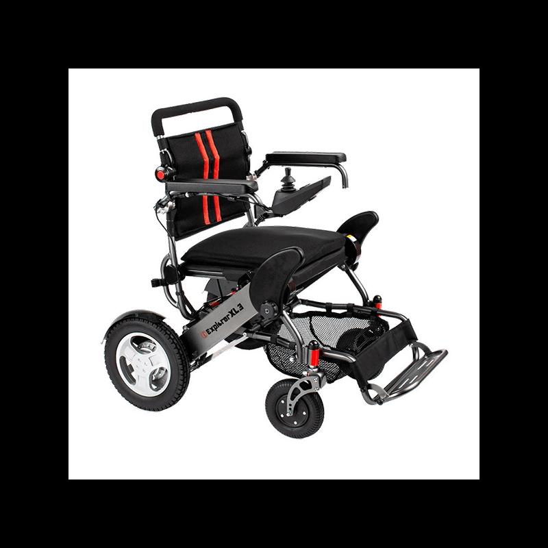 Silla de ruedas eléctrica plegable I-Explorer XL3 - APEX MEDICAL