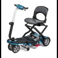Scooter eléctrica I-BRIO plegable