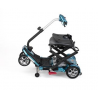 Scooter eléctrica BRIO plegable