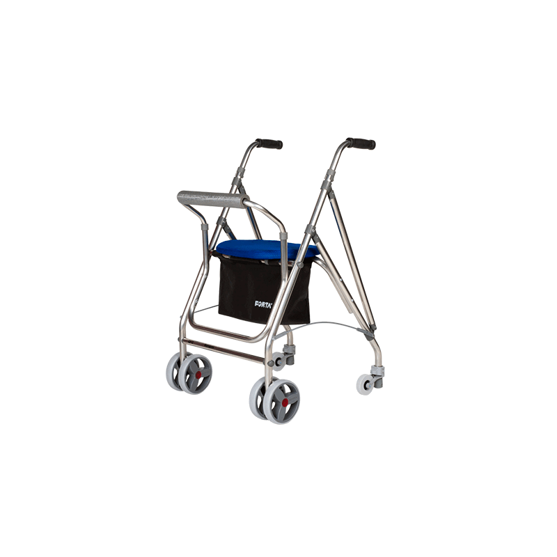 Andador Kanguro Forta de 4 ruedas - FORTA
