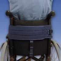 Cinturón abdominal con soporte perineal