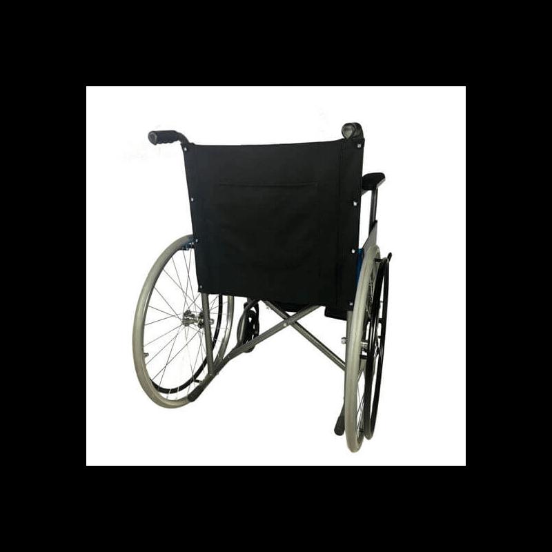 """Silla de ruedas plegable y autopropulsable """"Alcázar"""""""