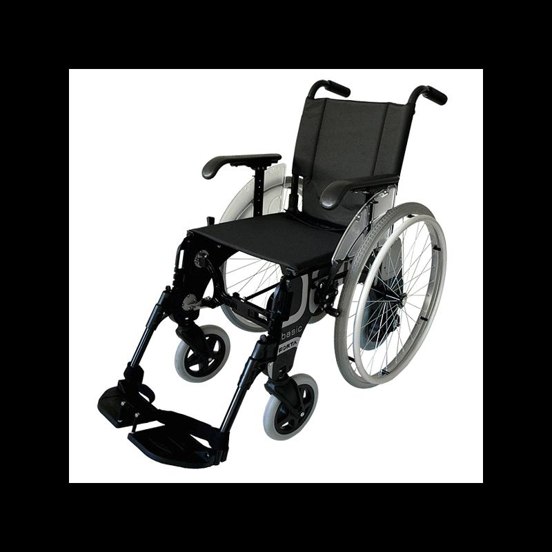 Silla de ruedas Basic Forta autopropulsable