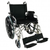 "Silla de ruedas plegable de aluminio  ""Ópera"""