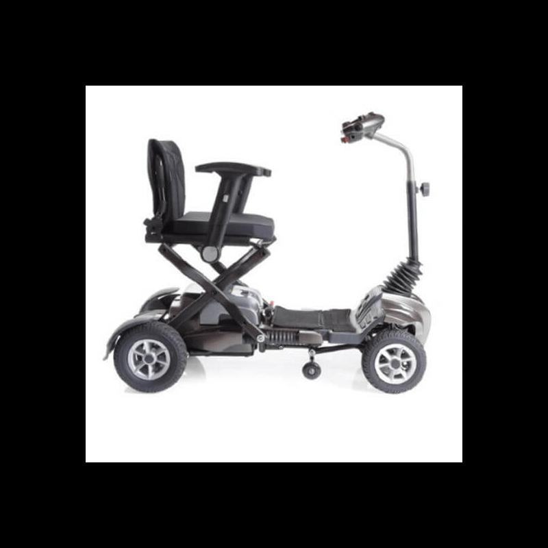 Scooter eléctrico plegable autonomía 20km