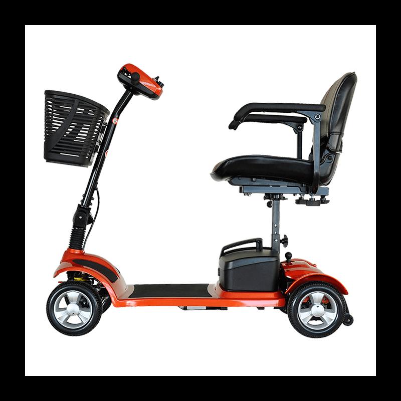 Scooter eléctrico K-Lite Full Suspension