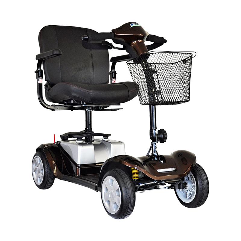 Scooter eléctrico Mini Confort - Kymco Healthcare Movilidad