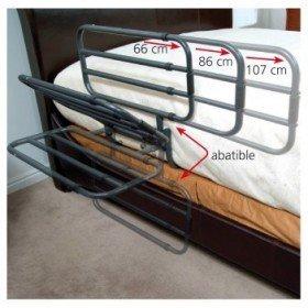 Barandilla extensible y abatible 'Pivot Rail' - Ayudas dinámicas