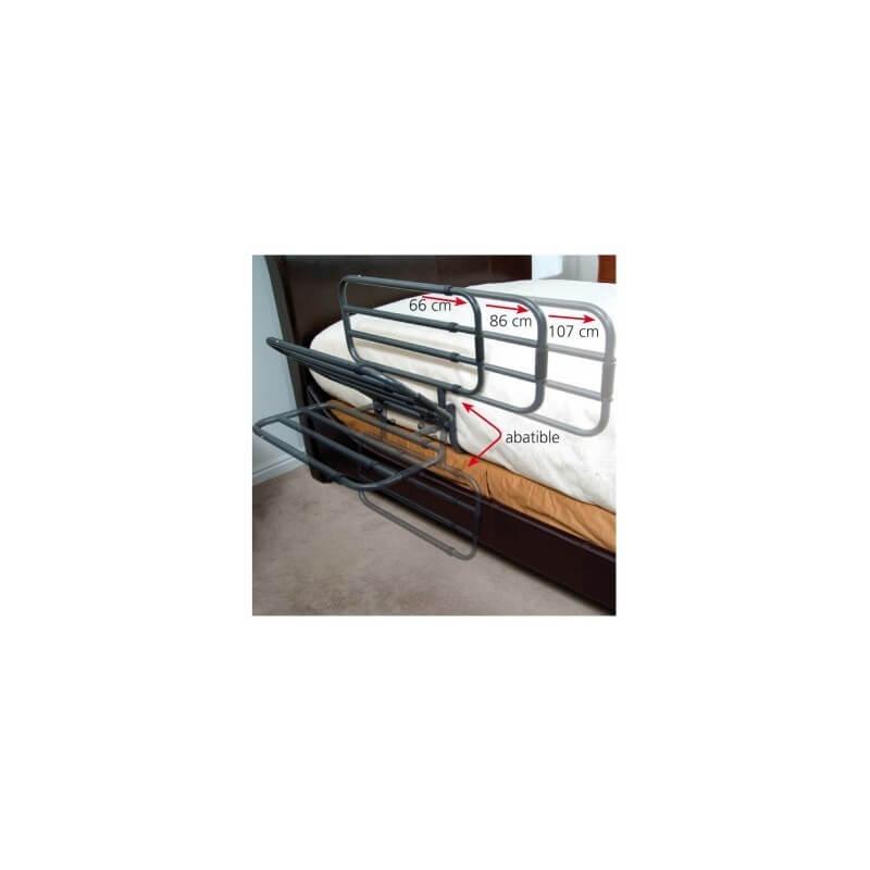 Barandilla extensible y abatible 'Pivot Rail'