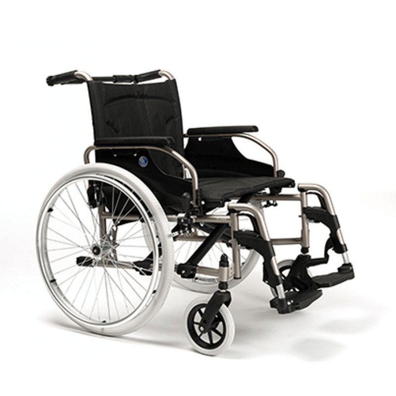 Silla de ruedas XL V100