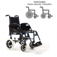 Silla de ruedas manual Jazz S50