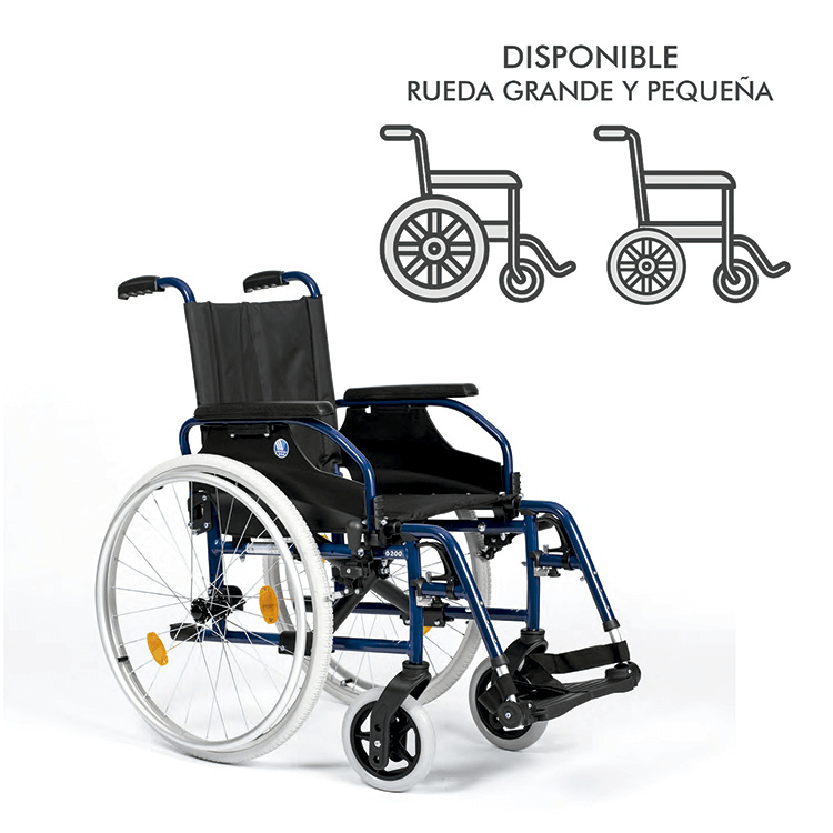 silla ruedas plegable comprar