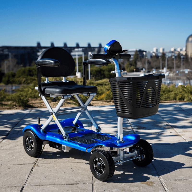 Scooter eléctrica plegable BRAVO