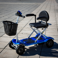 Scooter libercar bravo - Libercar