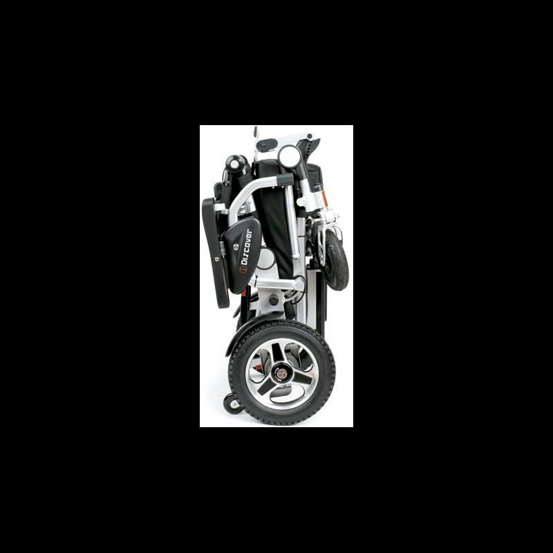 Silla de ruedas eléctrica plegable i-Discover