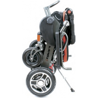 Silla de ruedas eléctrica I-Explorer 4 plegable - APEX MEDICAL