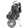 Silla de ruedas eléctrica I-Explorer 3 plegable