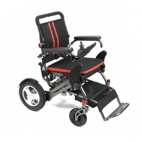 Silla de ruedas eléctrica I-Explorer 4 Plus plegable - APEX MEDICAL