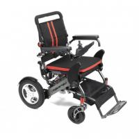 Silla de ruedas eléctrica I-Explorer 4 Plus plegable