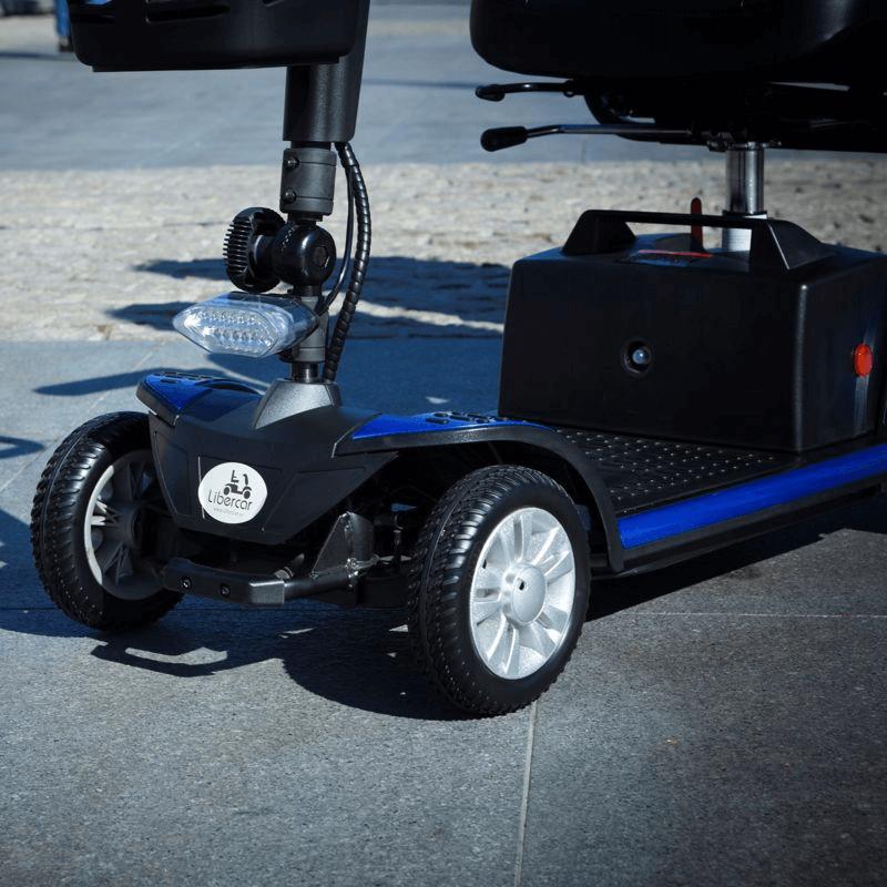Scooter eléctrica Sonic de 4 ruedas