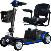 Scooter eléctrica Vento de Libercar