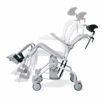 Silla de ducha basculante ETAC 'Mobile Tilt' - Ayudas dinámicas