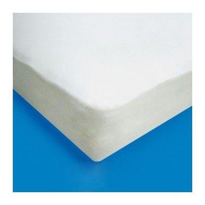 Protector de poliuretano ignífugo de 90x190 cm