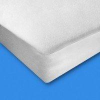 Funda de rizo y poliuretano 90x190 cm