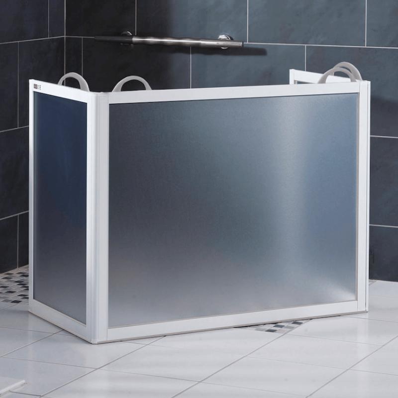 Mampara portátil de ducha