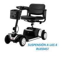 Scooter eléctrico Centuro Mini con suspensión
