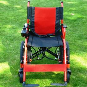 Silla eléctrica Power Chair Sport - Libercar