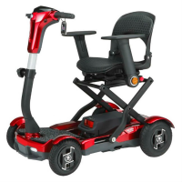 Scooter plegable I-Laser Apex