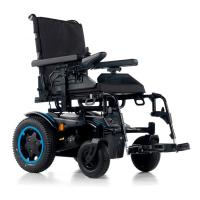 Silla de ruedas eléctrica Quickie Q200R