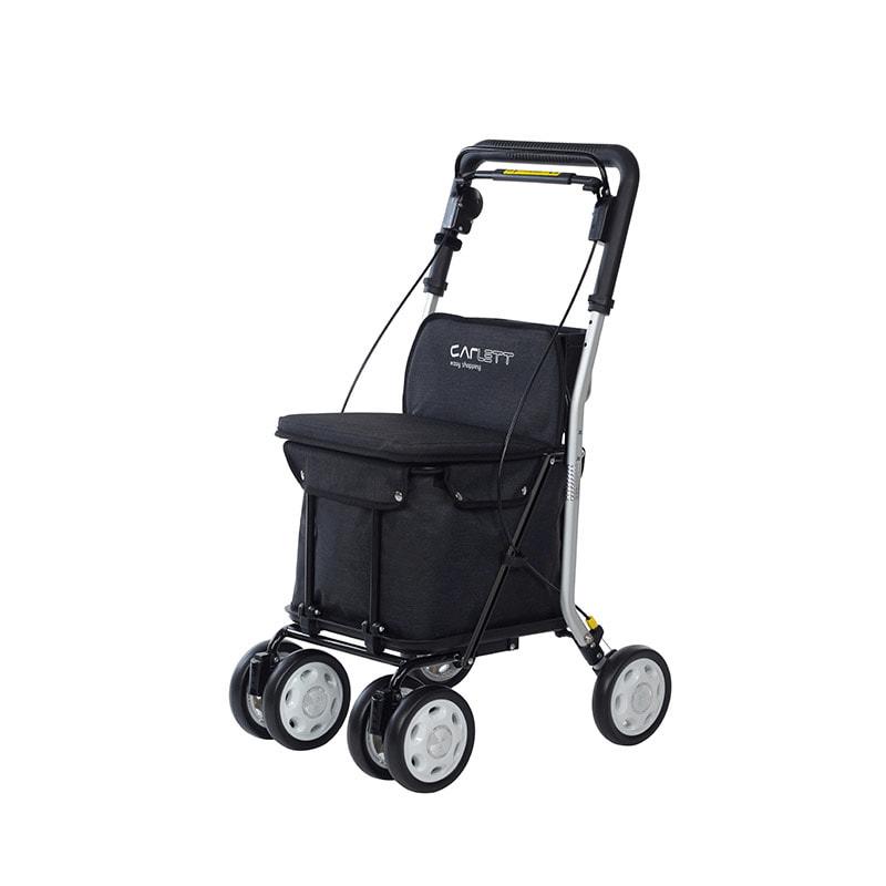 Andador y carrito de compra LETT 800