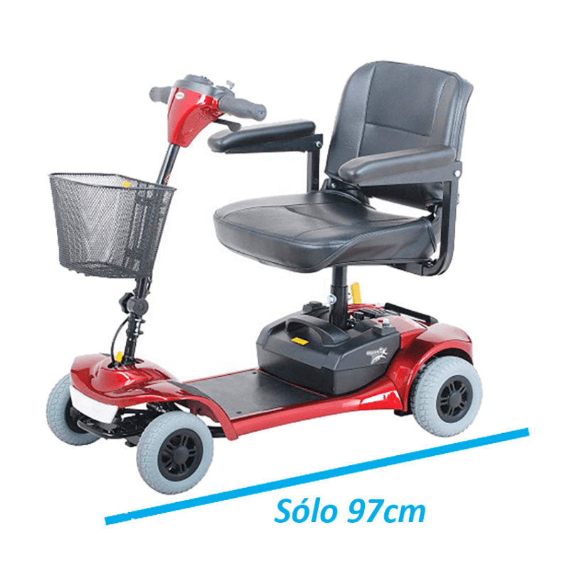 Scooter desmontable Le Mans