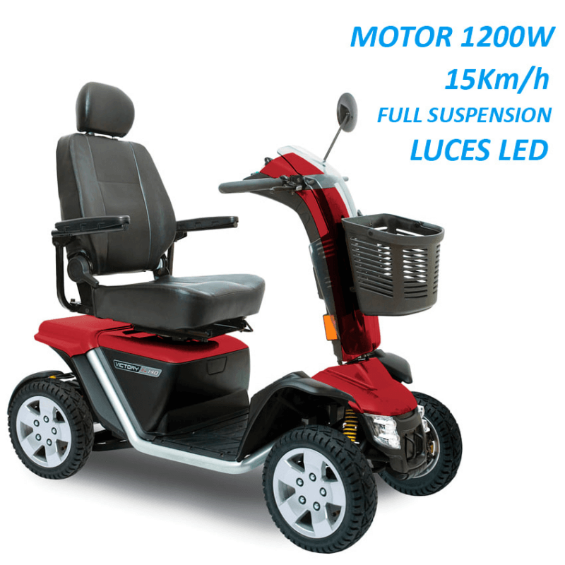 Scooter eléctrico Victory XL140